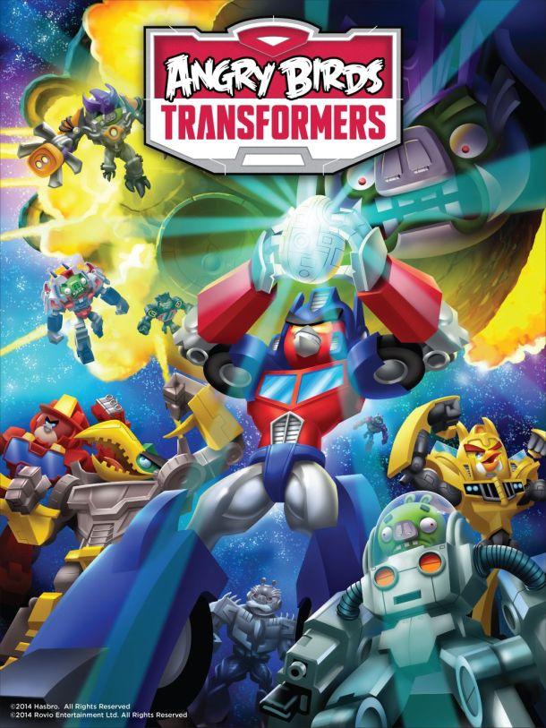 Angry Birds: Transformers สงครามมันส์ๆ กำลังจะเริ่ม!