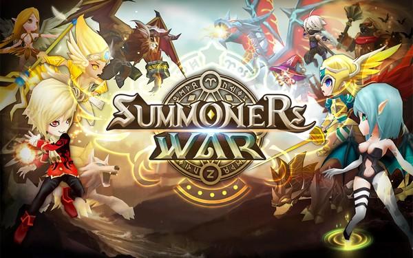 Summoners War: Sky Arena สุดยอดเกม RPG บนมือถือ