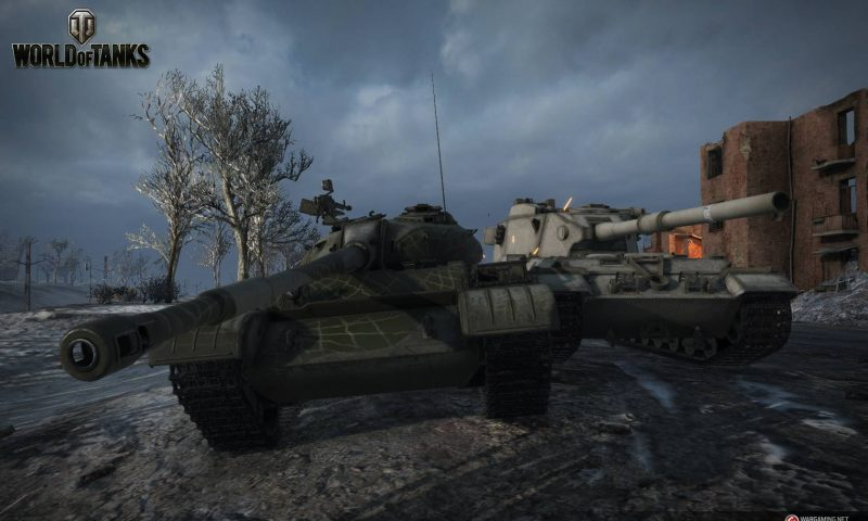 World of Tanks เพิ่มพลังรบอัพเดตเวอร์ชั่น 9.1