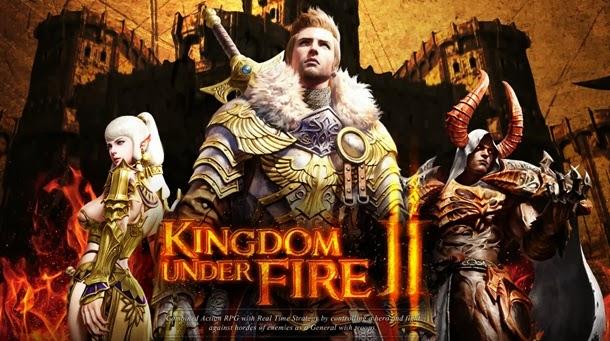 Kingdom Under Fire II เซิร์ฟไทย เปิดศึกช่วง CBT แล้ว