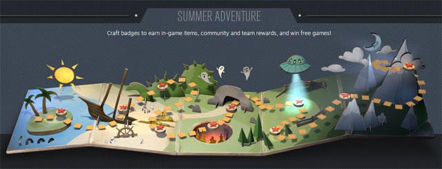 Steam-Summer-Adventure