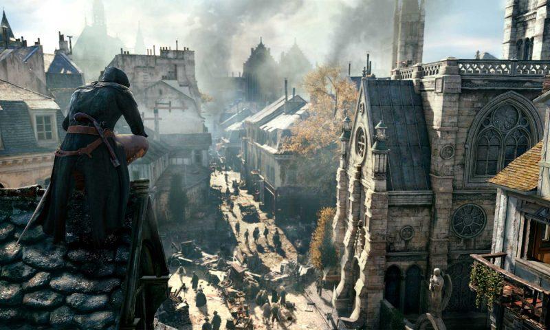 Assassin's Creed Unity ส่งคลิปใหม่มายั่ว