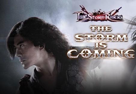 The Storm Riders เกมส์ใหม่จาก GMThai