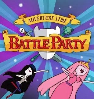 Adventure Time ส่งแชมเปี้ยนลง MOBA