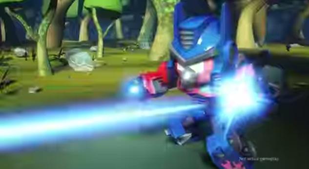 Angry Birds Transformers ส่งคลิปมาให้ชม!