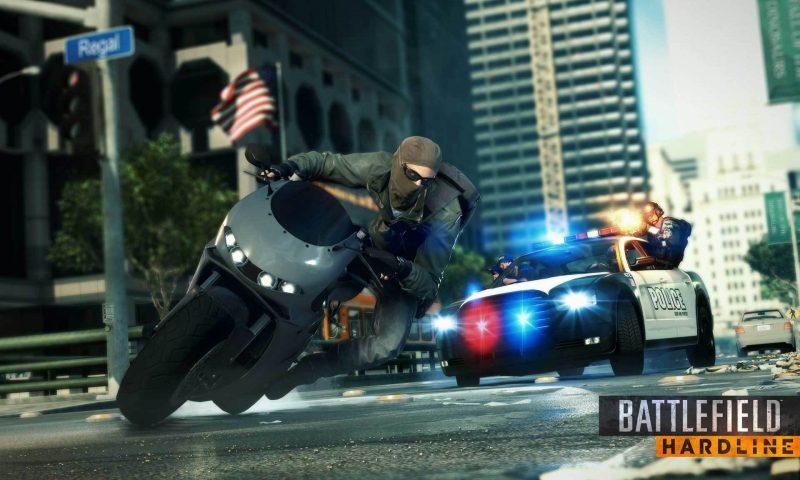 พาชมคลิปใหม่ Battlefield Hardline
