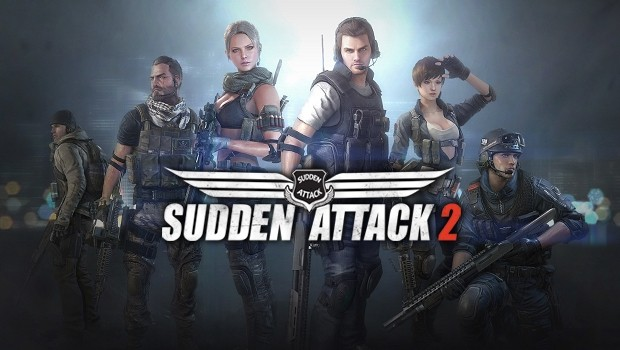 ส่องตัวละครสุดเท่ Sudden Attack 2