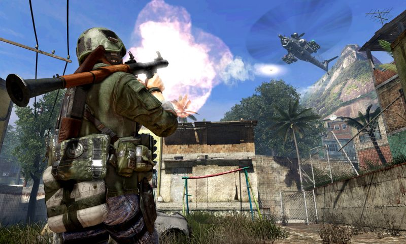 Call of Duty Online เผย Demo ล่าสุด