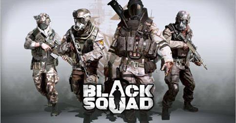 BLACK SQUAD ปล่อยภาพโชว์ของ