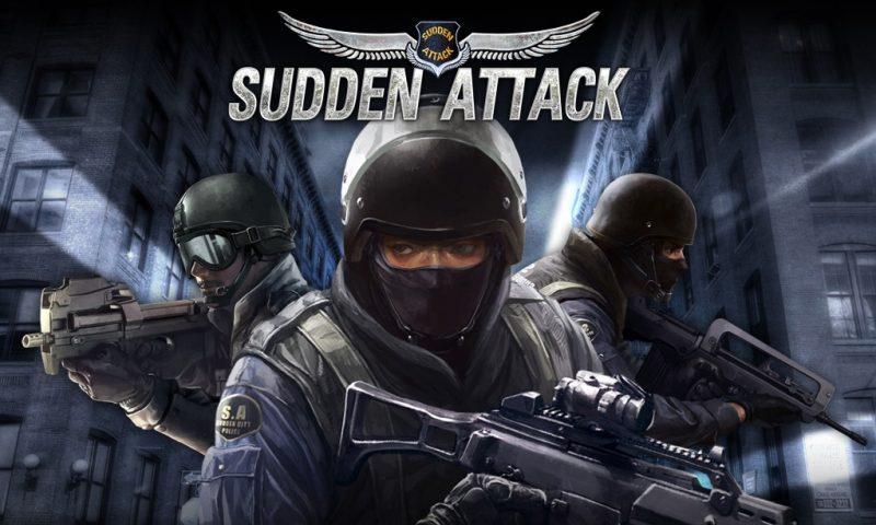 สาดกระสุน Sudden Attack บนมือถือ!