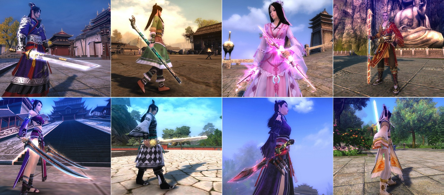 Age-of-Wushu-New-leader-weapons