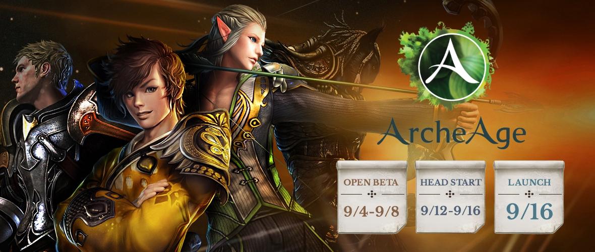 ArcheAge-launch-schedule