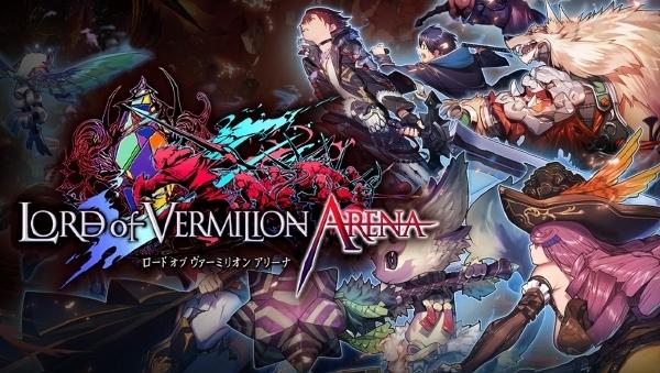 Lord of Vermillion: Arena เกมส์ MOBA แนวใหม่