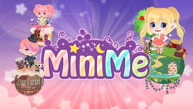 แอพเกมมาใหม่ Mini Me แนวสดใสฟรุ้งฟริ้ง เอาใจขาแชท