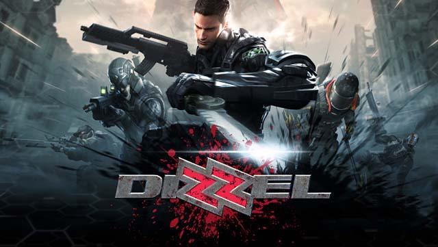 ต้องลอง Dizzel เกมส์ยิงเลือดท่วม ระดับ 7 กะโหลก เล่นฟรีบน Steam