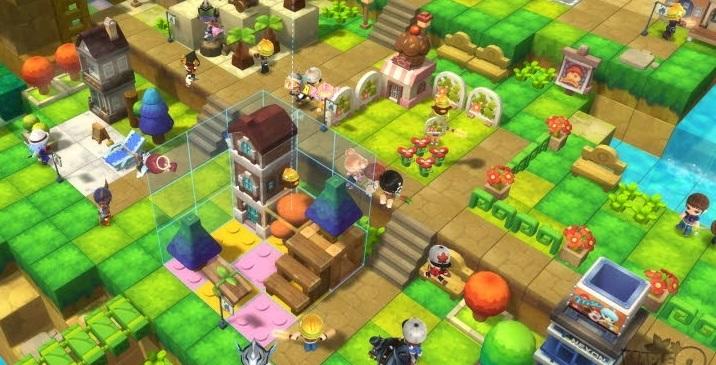 MapleStory-2-screenshot-1