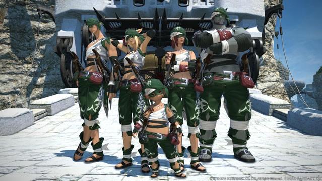 Final Fantasy XIV: A Realm Reborn เผยดันเจี้ยนสุด Hard core
