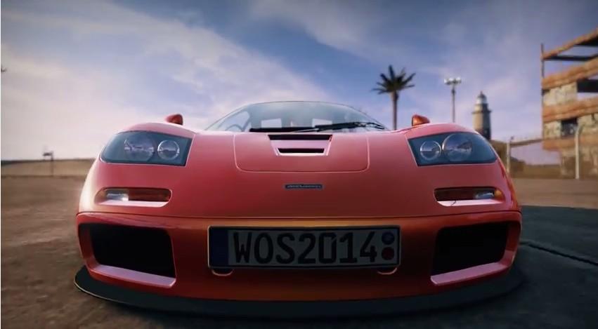 World of Speed จัดตํานานซูเปอร์คาร์ McLaren F1 ลงสนามแล้ว