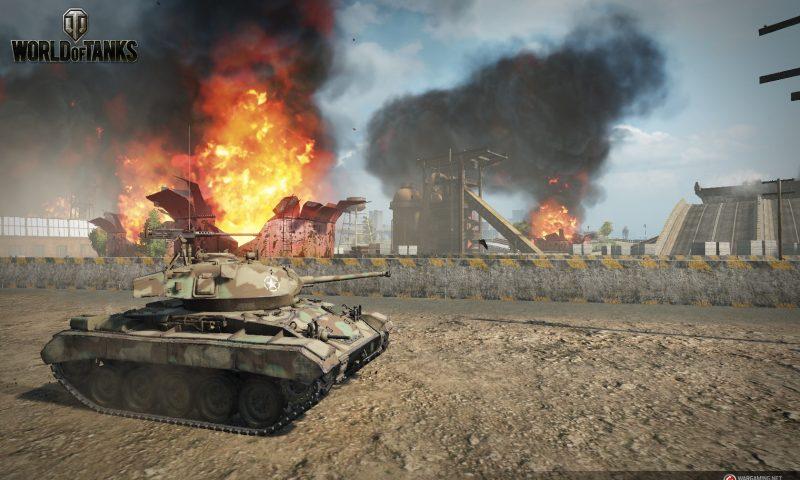 ขาซิ่งเฮ World of Tanks เปิด Rally Mode ห้ำหั่นกันด้วยความเร็ว