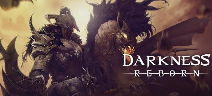 อย่างโหด Darkness Reborn เกมส์มือถือใหม่ GAMEVIL