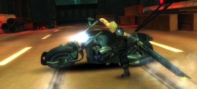 ซิ่งพิชิตเควสต์ไปกับ Cloud Strife ใน Final Fantasy VII: G-Bike