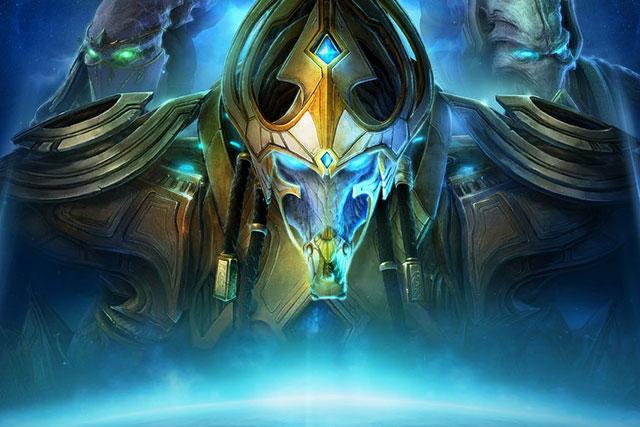 เปิดตัว StarCraft II: Legacy of the Void งาน BlizzCon 2014