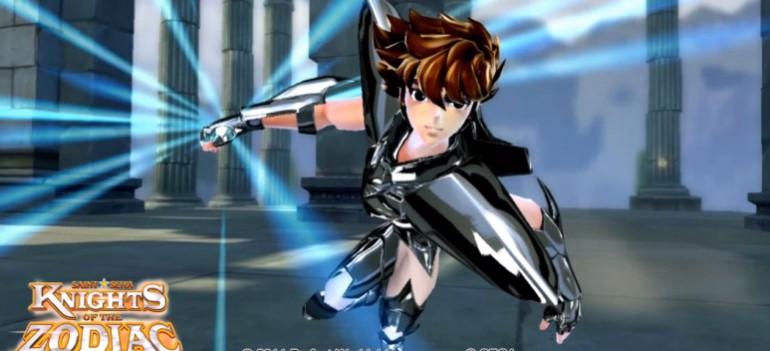 Saint Seiya Online เปิดหน้าเว็บรอแล้ว พร้อมเผยวัน OBT