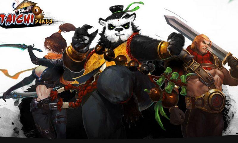 TaiChi Panda เกมส์มือถือตัวใหม่จาก Snail Games