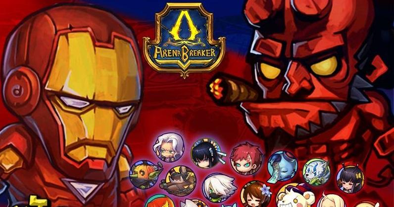 Arena Breaker สงครามของเหล่าฮีโร่ เปิดเซิร์ฟ MIKU
