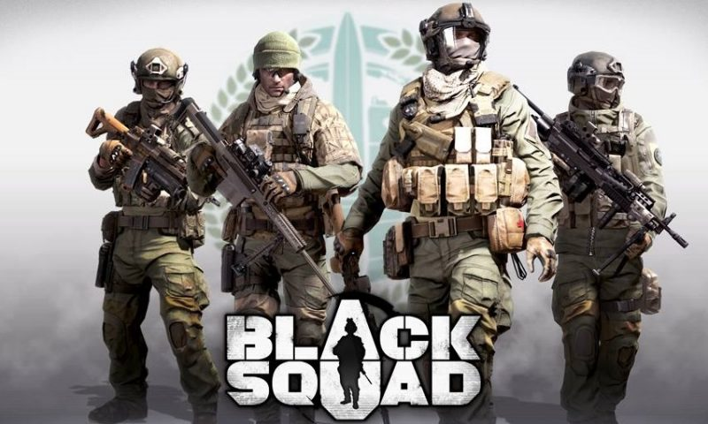 Black Squad เกมส์ยิงไส้แตก มาไทยแล้ว IDCC คว้าสิทธิ์ให้บริการ