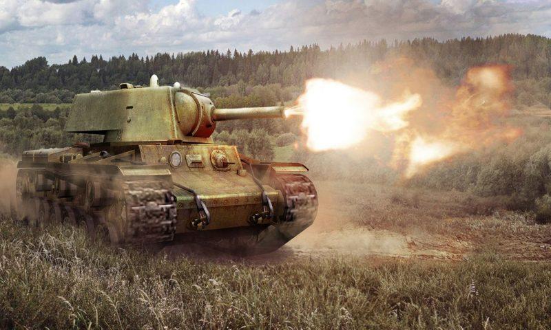 """""""King of Tanks"""" พร้อมระเบิดสงครามโลกบน iOS แล้ววันนี้"""