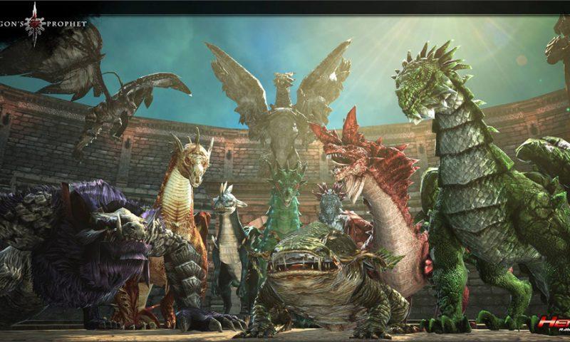 Dragon's Prophet เกมส์นักรบมังกร เปิด OBT พรุ่งนี้