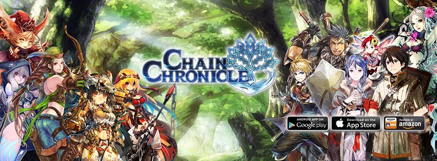 Chain Chronicle เกมส์น้ำดีการันตี 4 ล้านดาวน์โหลด เปิดโหลดฟรีวันนี้