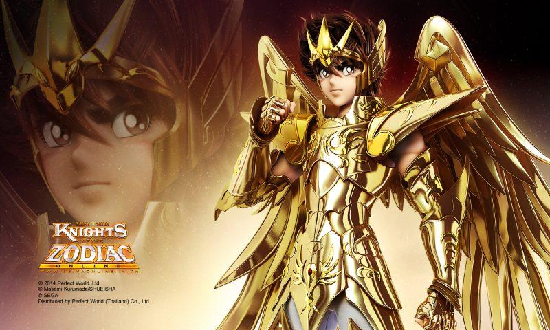 Saint Seiya Online ประกาศเปิด CBT 11 ธ.ค.นี้ โหลดเกมส์รอเลย