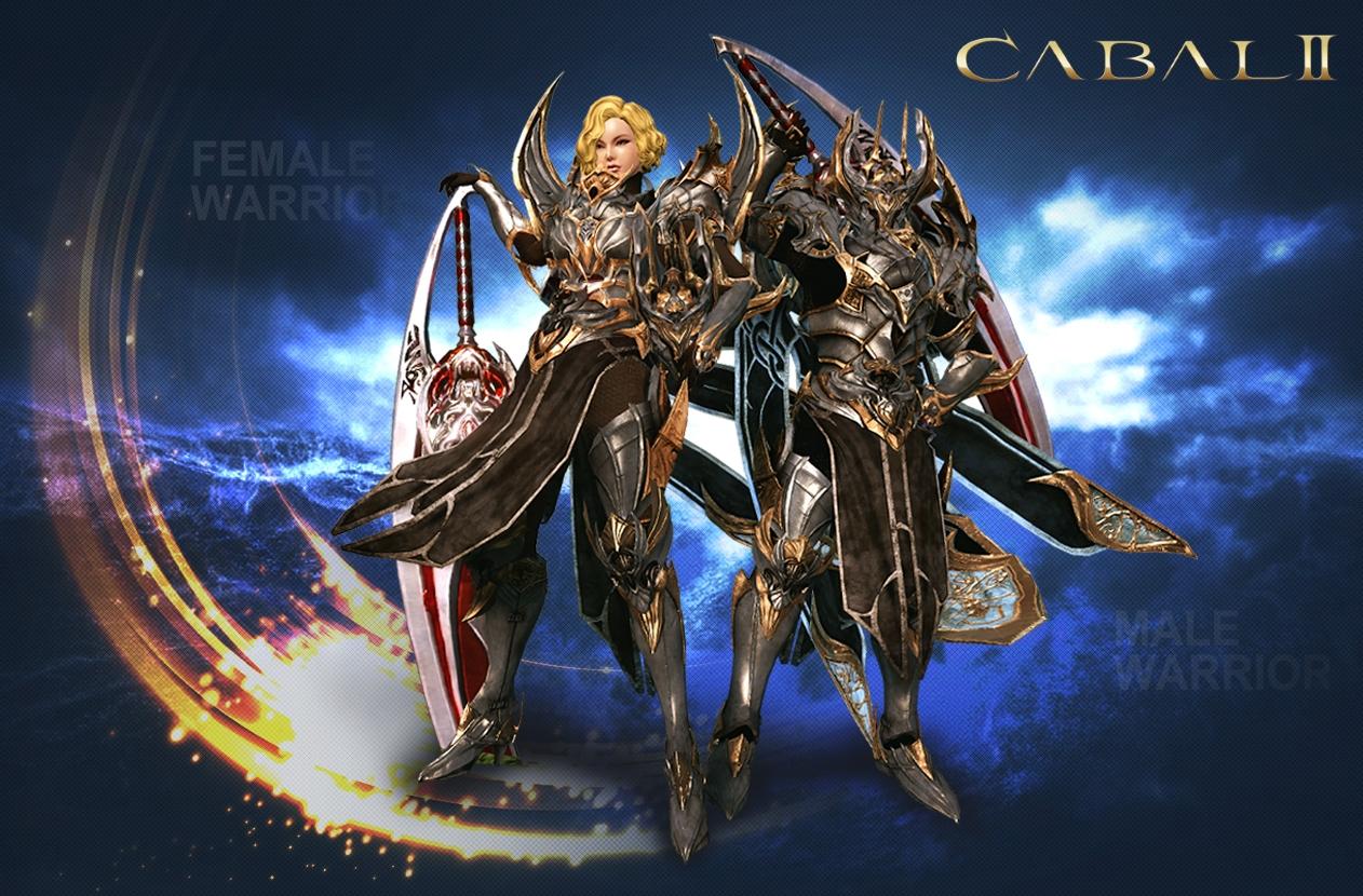 Cabal-II-Male-and-female-warrior-class