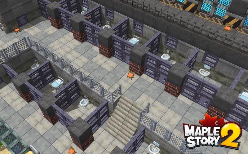 MapleStory-2-Jail-screenshot-1