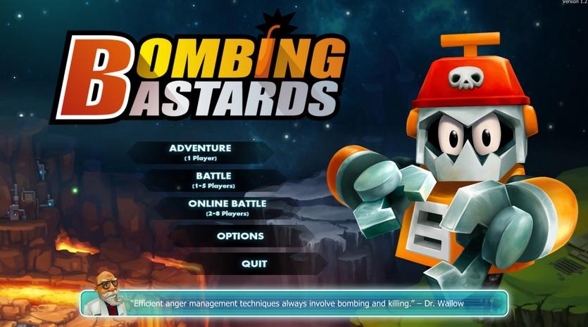 ระเบิดให้สนั่น Bombing Bastards เกมส์ฝีมือคนไทย