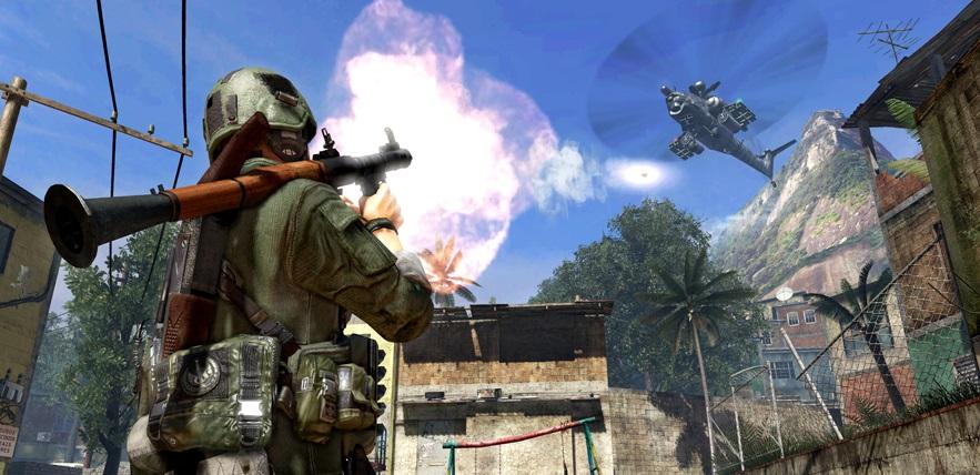 ฉกภาพมาให้ส่อง Call of Duty Online ที่เขาว่า ภาพงามหยดไร้ที่ติ