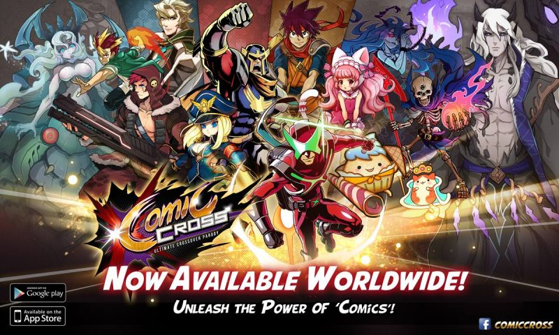 Comic Cross เกมส์การ์ดฝีมือคนไทยผงาดทั่วโลกแล้ววันนี้