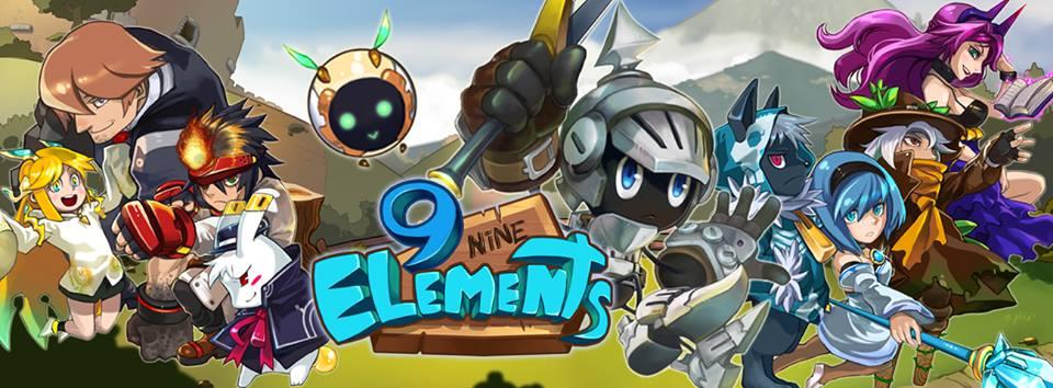 9 Elements เกมส์ฟาดบอล มันส์ กะโหลกแตก!