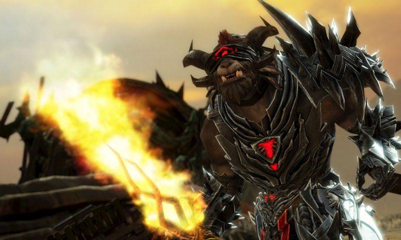 Guild Wars 2 อัพ Heart of thorns เป็น Expansion แรกของเกมส์