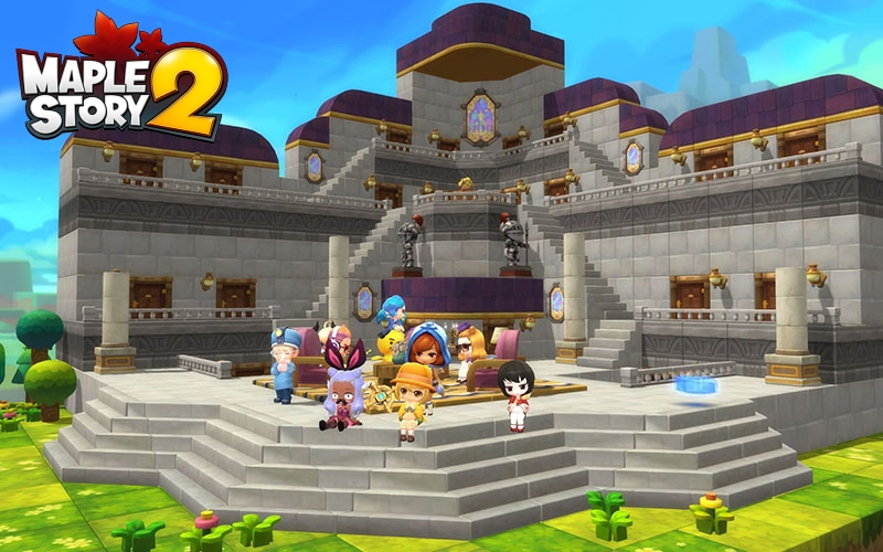 MapleStory-2-Shared-apartments-screenshot-1