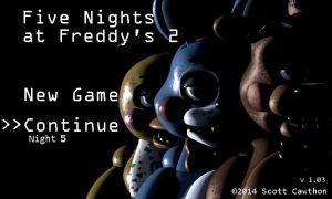 Five Night at Freddy's 3 ภาคใหม่ เกมส์หมีเขย่าขวัญสั่นประสาท
