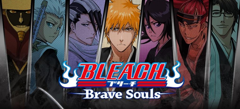 ให้ไวจองดาวน์โหลด BLEACH: Brave Souls ลุ้นรับไอเทม