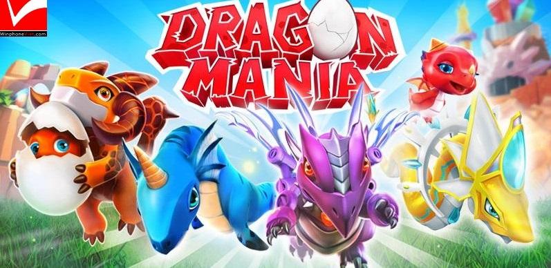 """Dragon Mania Legends เกมส์ที่ทำให้นึกถึง """"ทามาก็อต"""" ขึ้นมาติดหมัด!"""