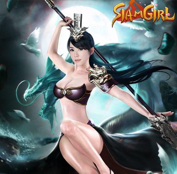 Siam Girl เกมส์การ์ด 3 ก๊กสุดเซ็กซี่ เปิด CBT แล้ววันนี้