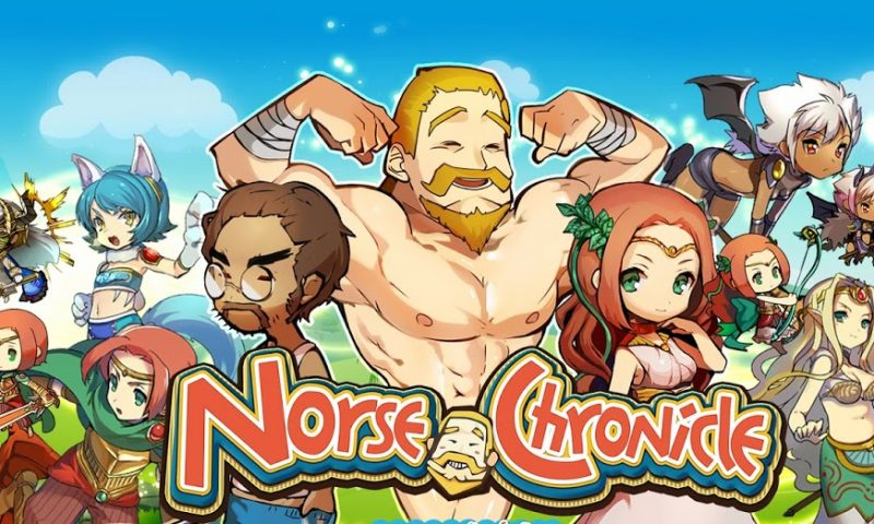 "Norse Chronicle ""มหาเมพพันธุ์บ๊อง"" เปิด Alpha Test วันนี้!"