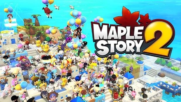 MapleStory 2 ใครสร้างตัวละครพิลึก มีสิทธิ์ถูกเตะโด่ง!