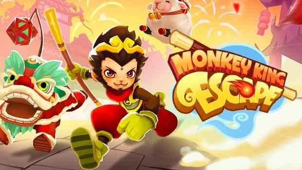 มาใหม่ Monkey King Escape เกมส์มือถือแนว Running สุดฟิน