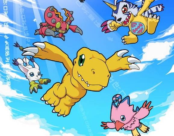 Digimon Soul Hunter จับ Digimon มาลงมือถือ!